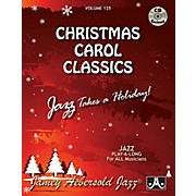 Jamey Aebersold Vol. 125 - Christmas Carol Classics