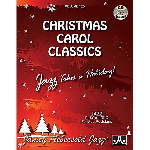 JodyJazz Vol. 125 - Christmas Carol Classics-thumbnail