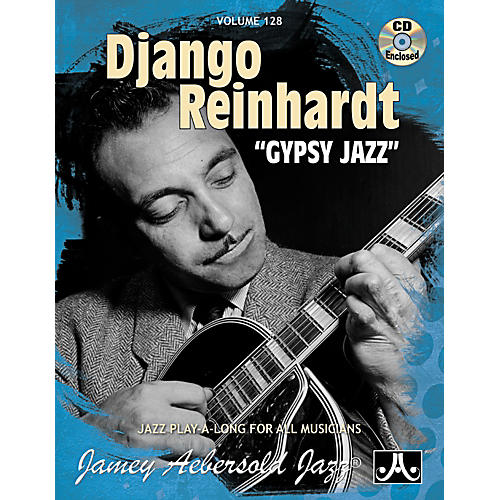 JodyJazz Vol. 128 - Django Reinhardt - Gypsy Jazz-thumbnail