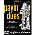 Jamey Aebersold (Vol. 15) Payin' Dues thumbnail