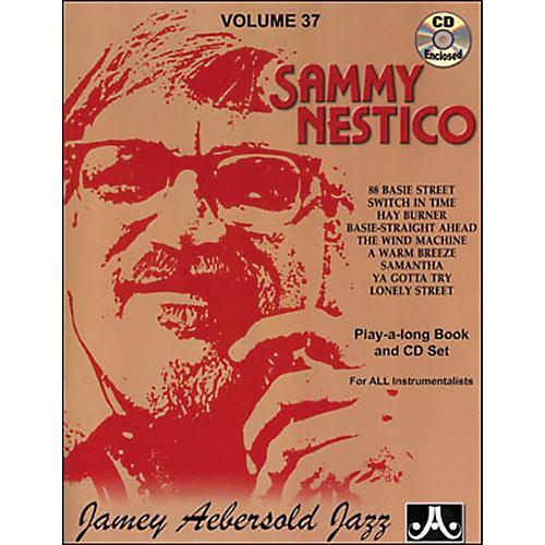 Jamey Aebersold (Vol. 37) Sammy Nestico