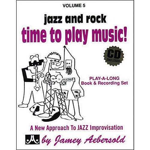 Jamey Aebersold (Vol. 5) Time To Play Music