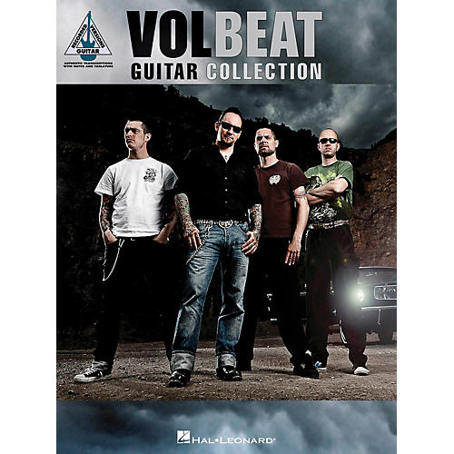 Hal Leonard Volbeat Guitar Tab Collection Guitar Center