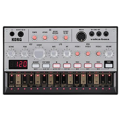 Korg Volca Bass Analog Bass Machine-thumbnail