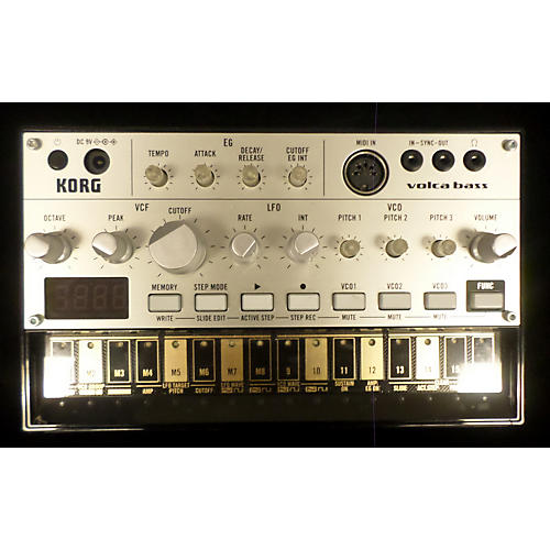 Korg Volca Bass Synth Synthesizer
