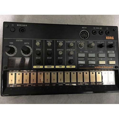 Korg Volca Beats Analog Drum Machine Drum MIDI Controller