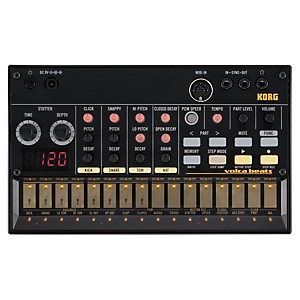 Korg Volca Beats Analog Drum Machine