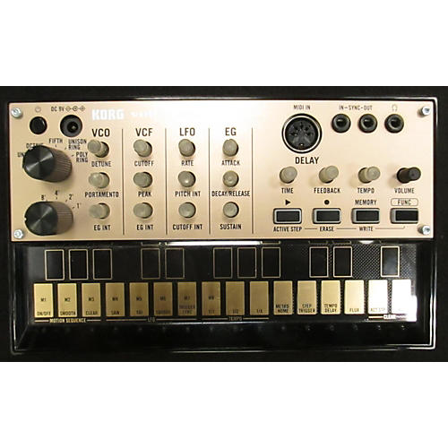 Korg Volca Keys Synthesizer-thumbnail