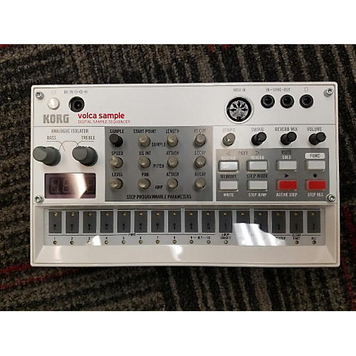 Korg Volca Sample Arranger Keyboard