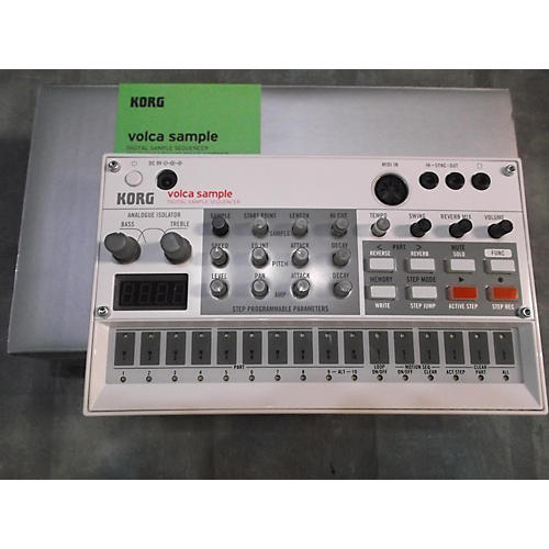 Korg Volca Sample Synthesizer-thumbnail