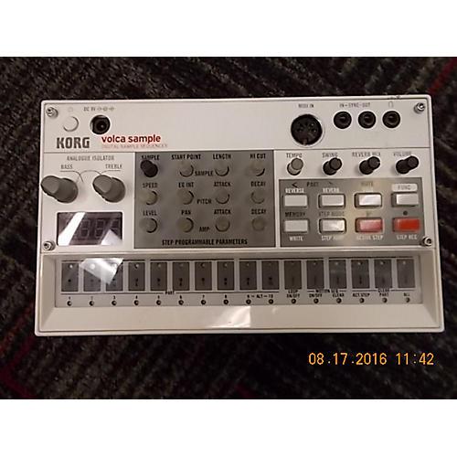 Korg Volca Sampler Synthesizer-thumbnail