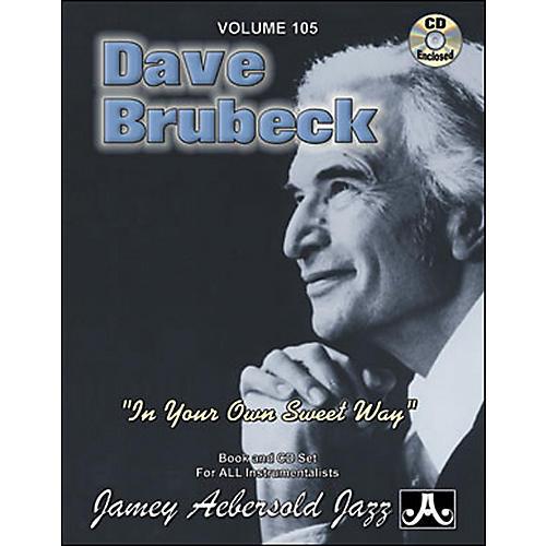 Jamey Aebersold Volume 105 - Dave Brubeck
