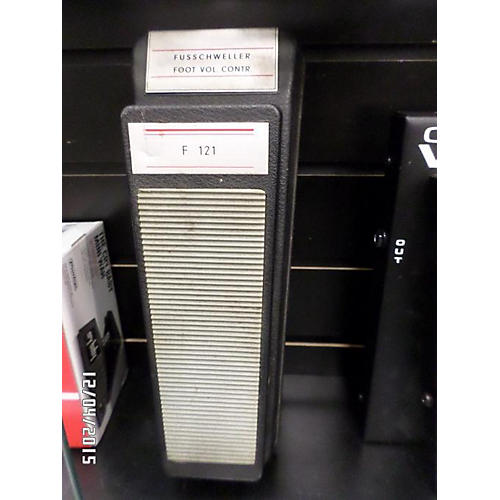 In Store Used Volume Pedal Foot Pedal