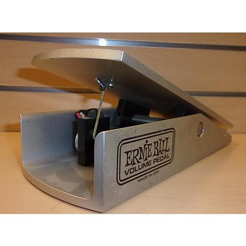 ernie ball volume pedal manual