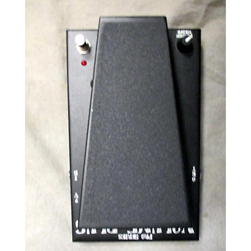 In Store Used Volume Plus Pedal