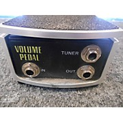 Ernie Ball Volume With Tuner Output Pedal