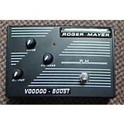 Roger Mayer Voodoo-Boost Effect Pedal
