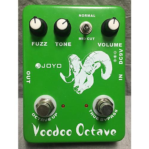 Joyo Voodoo Octave Effect Pedal-thumbnail