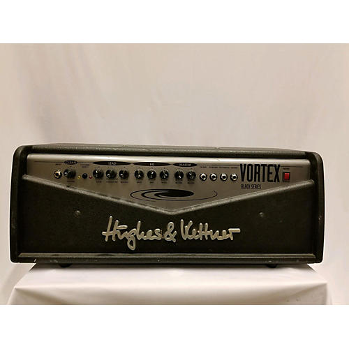 Hughes & Kettner Vortex Black Series Solid State Guitar Amp Head