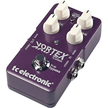 TC Electronic Vortex Flanger TonePrint Series Guitar Effects Pedal