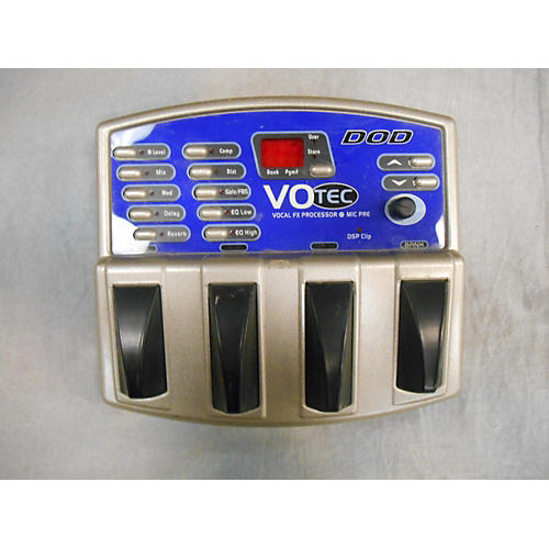 DOD Votech Vocal Processor