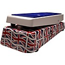 Vox Union Jack Limited Edition Wah Guitar Effects Pedal (V847AUJ)