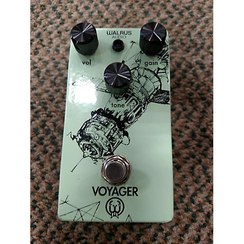 Walrus Productions Voyager Effect Pedal