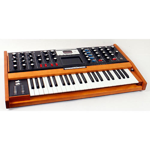 Moog Voyager Select Series Electric Blue 888365015101
