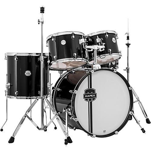 Mapex Voyager Standard Drum Set Black
