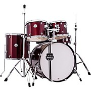 Voyager Standard Drum Set Dark Red