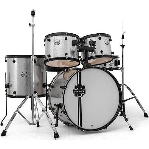 Mapex Voyager Standard Drum Set with Black Hardware-thumbnail