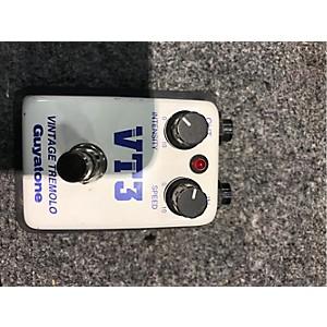 Pre-owned Guyatone Vt3 Effect Pedal by Guyatone
