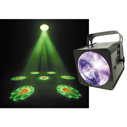 CHAUVET DJ Vue III LED Moonflower DMX Lighting Effect-thumbnail