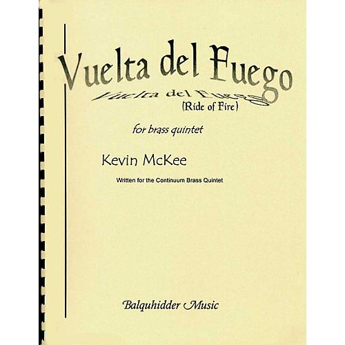 Carl Fischer Vuelta del Fuego (Ride of Fire) Book-thumbnail