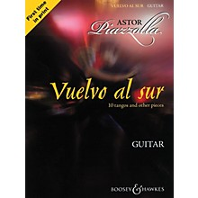 Boosey and Hawkes Vuelvo al Sur (10 Tangos and Other Pieces Guitar Solo) Boosey & Hawkes Miscellaneous Series Softcover