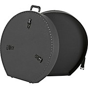 Humes & Berg Vulcanized Fibre Gong Cases