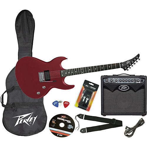 Peavey Vypyr Electric Guitar Stage Pack