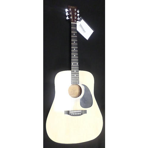 Delta W4100NT Natural Acoustic Guitar
