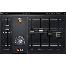 Waves W43 Noise Reduction Plugin Native/TDM/SG