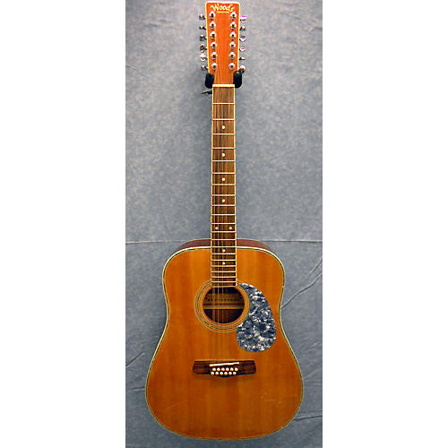 Woods W9212 12 String Acoustic Guitar-thumbnail