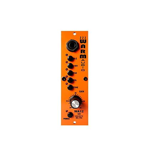 Warm Audio WA12 500 Series Microphone Preamp-thumbnail