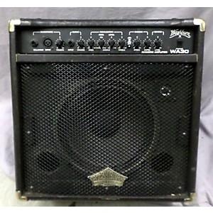 Pre-owned Washburn WA30 Acoustic Guitar Combo Amp by Washburn