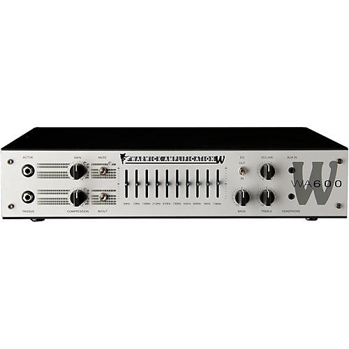 Warwick WA600 600W  Bass Head