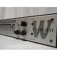 Warwick WA600 Bass Amp Head
