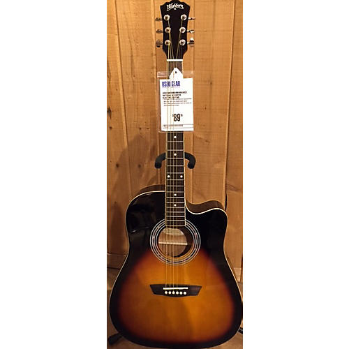 Washburn WA90CE Acoustic Electric Guitar