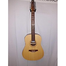 Seagull WALNUT 12 ISYST 12 String Acoustic Guitar