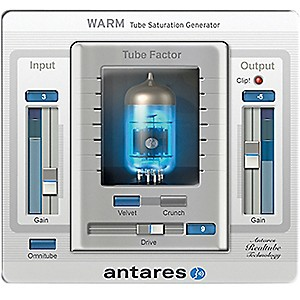 Antares WARM Evo VST/ AU/ RTAS Software Download