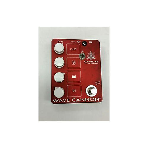 In Store Used WAVE CANNON OD Effect Pedal