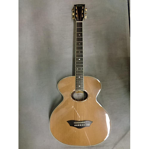 Washburn WB400SWK Acoustic Guitar Natural
