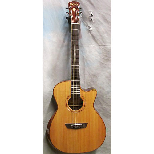 Washburn WCG25SCE Acoustic Electric Guitar